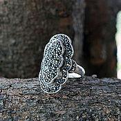 """Кольцо """"Королевское"""" из серебра 925"""