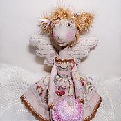 Куклы и игрушки ручной работы. Ярмарка Мастеров - ручная работа Куколка Чайная фея. Handmade.