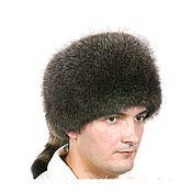 Аксессуары handmade. Livemaster - original item Fur hat