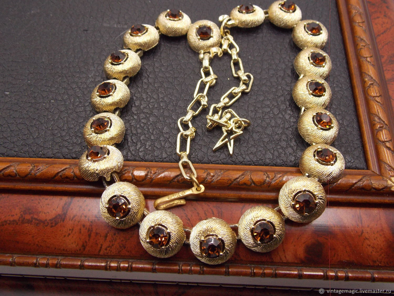 Винтаж: Star ожерелье  винтажное. Американский винтаж, Колье винтажные, Вологда,  Фото №1