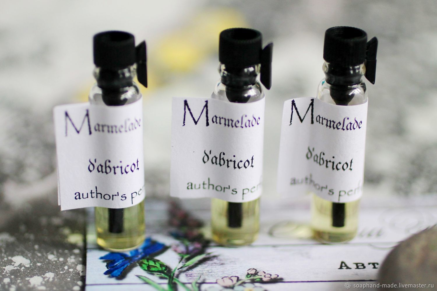 'Marmelade d'abricot ' author's perfume, Perfume, Moscow,  Фото №1