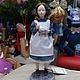 """Коллекционные куклы ручной работы. Ярмарка Мастеров - ручная работа. Купить Кукла авторская коллекционная """"Птичий дворик"""". Handmade."""