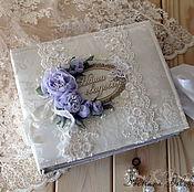 Свадебный салон handmade. Livemaster - original item Album for wedding photos