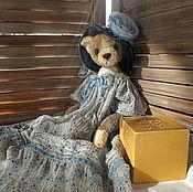 """Куклы и игрушки ручной работы. Ярмарка Мастеров - ручная работа Кошка """"Blue delice"""". Handmade."""