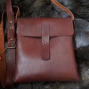 Сумки и аксессуары handmade. Livemaster - original item Leather bag Unisex,Handmade,tote bag,Lady`s bag,Casual bag. Handmade.