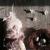 Куклы и игрушки ручной работы. Ярмарка Мастеров - ручная работа Пичужка. Handmade.