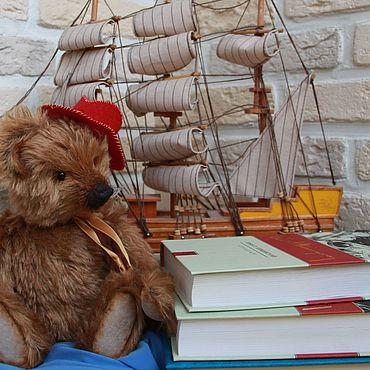"""Куклы и игрушки ручной работы. Ярмарка Мастеров - ручная работа Игрушки: Мишка Тедди """"Дюк"""". Handmade."""