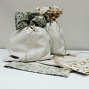 Для дома и интерьера handmade. Livemaster - original item Storage bag, linen. Handmade.