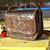 Сумки и аксессуары handmade. Livemaster - original item Women`s leather