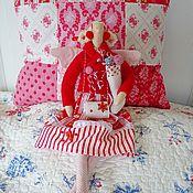 Куклы и игрушки handmade. Livemaster - original item Angel new year and Christmas. Handmade.