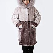 Работы для детей, handmade. Livemaster - original item Fur coat child fur. Handmade.