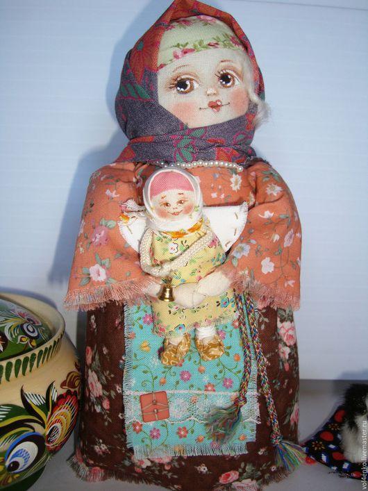 Народные куклы ручной работы. Ярмарка Мастеров - ручная работа. Купить Маменькин ангел.Повтор.Кукла в русском  стиле.. Handmade.