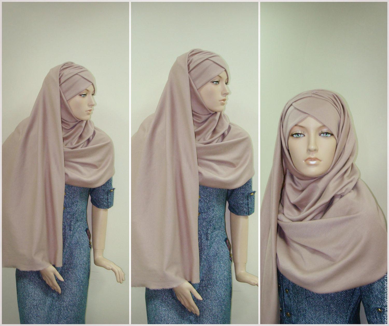 Как сшить султанки хиджаб 53