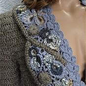 """Одежда ручной работы. Ярмарка Мастеров - ручная работа Жакет """"Виола"""". Handmade."""