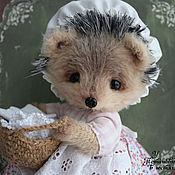 Куклы и игрушки ручной работы. Ярмарка Мастеров - ручная работа Миссис Туфф. Коллекция зверят по мотивам сказок Беатрис Поттер. Handmade.