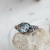 Украшения handmade. Livemaster - original item Engagement ring
