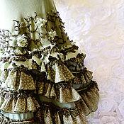 Одежда ручной работы. Ярмарка Мастеров - ручная работа Длинная юбка Голос высокой травы. Handmade.