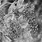 Картины и панно ручной работы. Ярмарка Мастеров - ручная работа Калина. Handmade.