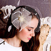 Свадебный салон handmade. Livemaster - original item The wedding veil. Handmade.