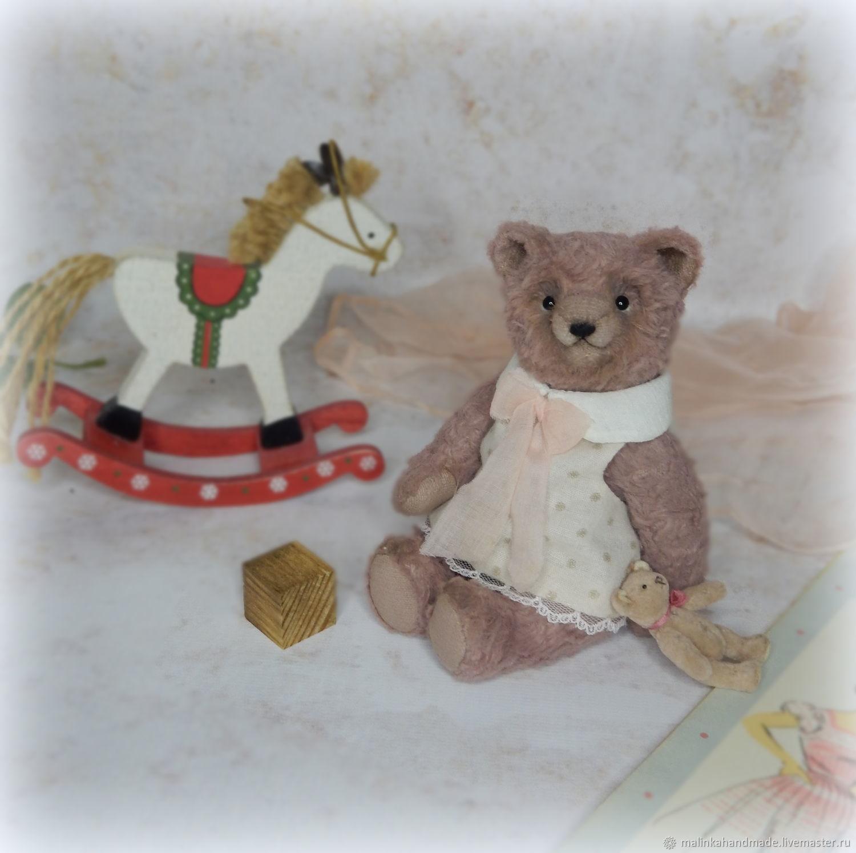 Мишка Тедди: Розочка, Мишки Тедди, Москва,  Фото №1