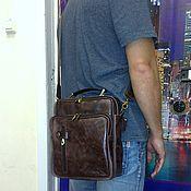 Сумки и аксессуары handmade. Livemaster - original item Bag leather 162. Handmade.