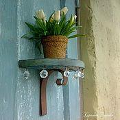 Для дома и интерьера ручной работы. Ярмарка Мастеров - ручная работа Хрустальные капельки. Handmade.