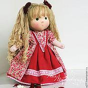 Куклы и игрушки ручной работы. Ярмарка Мастеров - ручная работа Эвелина. Handmade.