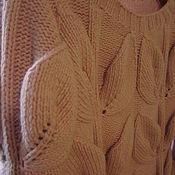 """Одежда ручной работы. Ярмарка Мастеров - ручная работа Джемпер """"ЛИСТЬЯ"""". Handmade."""