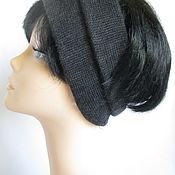 Аксессуары handmade. Livemaster - original item A copy of the product Headband color Marengo Merino. Handmade.