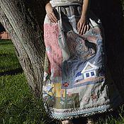 """Одежда ручной работы. Ярмарка Мастеров - ручная работа Юбка """"Жоржетта"""". Handmade."""