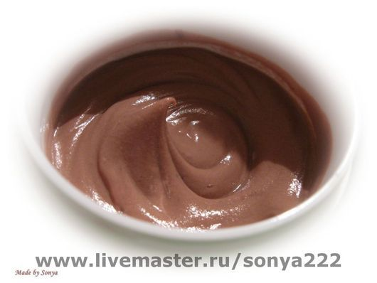 """Body Lotion handmade. Livemaster - handmade. Buy """"Chocolate"""" Body Cream.Body cream, nourishing cream, cocoa beans"""