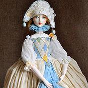 Куклы и игрушки ручной работы. Ярмарка Мастеров - ручная работа Коломбина. Handmade.