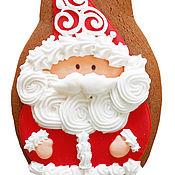 Сувениры и подарки ручной работы. Ярмарка Мастеров - ручная работа Дед Мороз -2. Handmade.