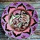 Order pink Lotus. TULPAN. Livemaster. . Plates Фото №3