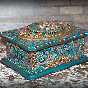 handmade. Livemaster - original item Box Favorite lady-in-waiting. Handmade.