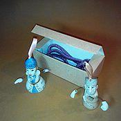 Сувениры и подарки ручной работы. Ярмарка Мастеров - ручная работа Коробочка с откидной крышкой 14х5х7. Handmade.