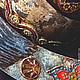Новый год 2017 ручной работы. Заказать Интерьерный  шар. Lila Abil Krivi. Ярмарка Мастеров. Новогодний декор, винтаж, тесьма