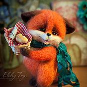 Куклы и игрушки ручной работы. Ярмарка Мастеров - ручная работа На пикник. Handmade.