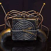Для дома и интерьера ручной работы. Ярмарка Мастеров - ручная работа Часы настольные ( с тайником). Handmade.