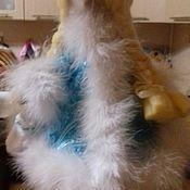 Подарки к праздникам ручной работы. Ярмарка Мастеров - ручная работа Снегурочка. Handmade.