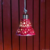 Потолочные и подвесные светильники ручной работы. Ярмарка Мастеров - ручная работа Светильник подвесной. Handmade.