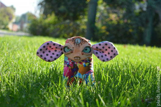 Коллекционные куклы ручной работы. Ярмарка Мастеров - ручная работа. Купить Шайка хулиганов. Handmade. Комбинированный, коллекционные игрушки