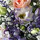 Интерьерные композиции ручной работы. Корзина цветов на крестины. katarios.decor. Ярмарка Мастеров. Подарок на крестины, флористика, живые цветы