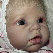 Куклы и игрушки ручной работы. Ярмарка Мастеров - ручная работа Криста  кукла реборн из молда Криста скульптора Линды Мюррей.. Handmade.