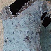 Одежда ручной работы. Ярмарка Мастеров - ручная работа Платье где нет ни чего лишнего.. Handmade.