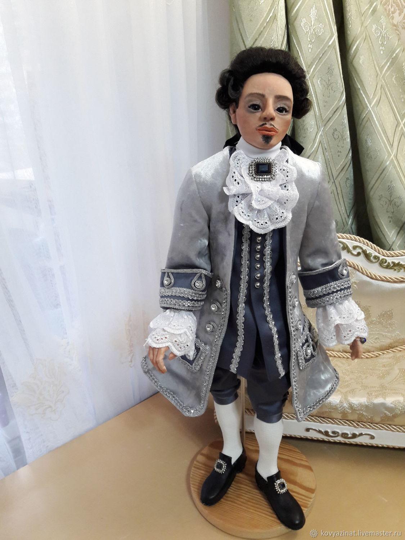 Придворный франт, Куклы, Лесной, Фото №1