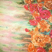 """Аксессуары ручной работы. Ярмарка Мастеров - ручная работа Шаль бактус """"wonderful Life"""". Handmade."""