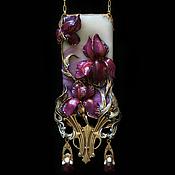 Украшения ручной работы. Ярмарка Мастеров - ручная работа Iris de soire. Handmade.
