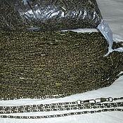 Материалы для творчества ручной работы. Ярмарка Мастеров - ручная работа 50шт цепочка для сумочки 120см антик бронза. Handmade.