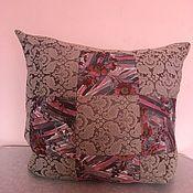 Подушки ручной работы. Ярмарка Мастеров - ручная работа Подушки: Лоскутные подушки. Handmade.